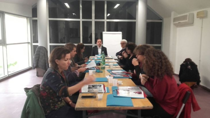 Comitato Scientifico REYN Italia